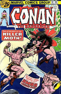 Conan the Barbarian #61, Belit