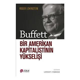 buffet bir amerikan kapitalistinin yükselişi kitap kapagı
