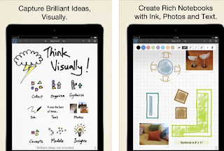 Visual Note Taking- 5 Good Apps for Teachers and Students