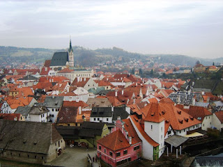 Гороа Чехии