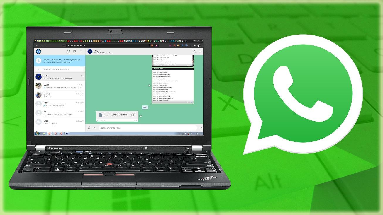 Whatsapp Web: Funciones para usarla como un experto