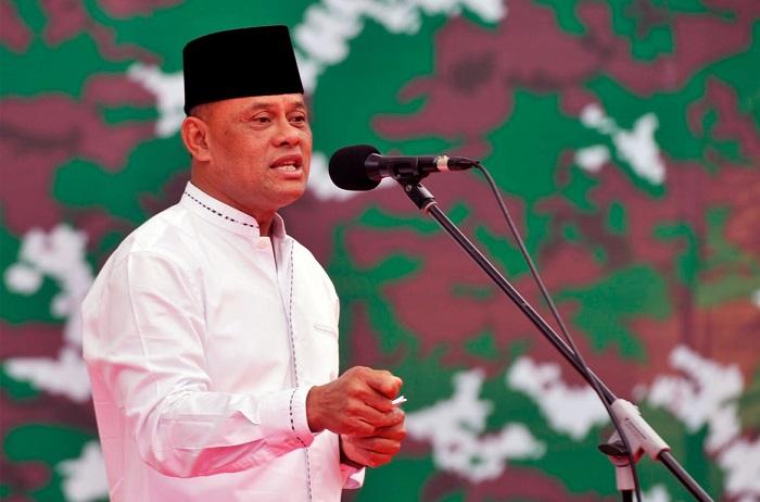 Gatot Nurmantyo: Korupsi Era Jokowi Lebih Parah dari Orde Baru!