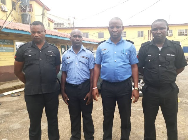 Four Police Officers Arrested for Extra Judicial killings….To face Murder Charges