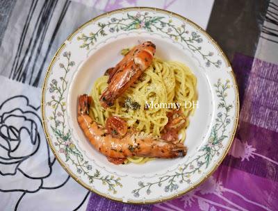 Resipi Spaghetti Olio Mudah dan Sedap