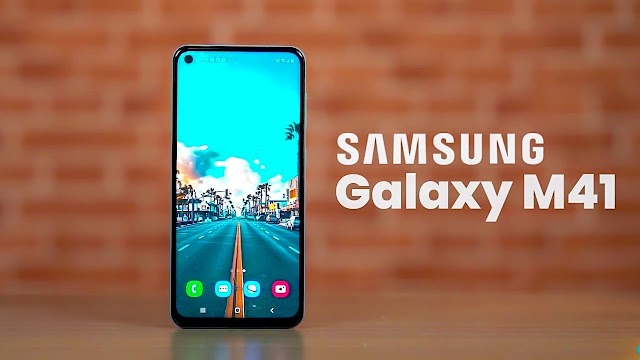 Samsung Galaxy M41 Price in Pakistan & Specifications