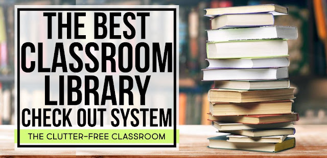 Teachers do not need elaborate classroom library checkout systems. This page explains how a veteran teacher managed her classroom library so students could borrow and return books easily.