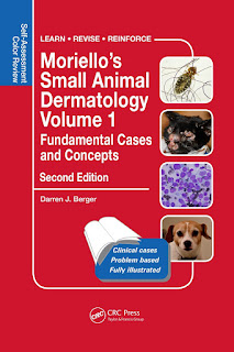 Moriello's Small Animal Dermatology Fundamental Cases and Concepts 2nd Edition