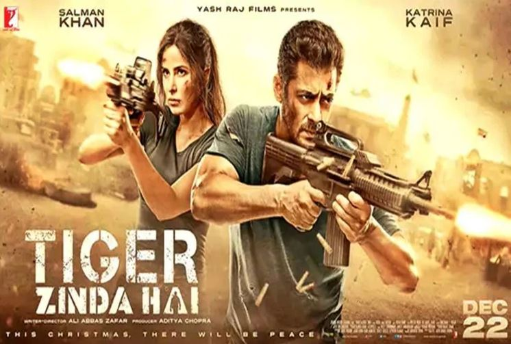 back to bollywood-tiger zinda hai