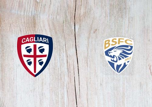 Cagliari vs Brescia -Highlights 25 August 2019