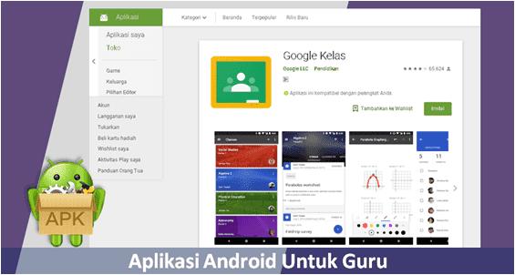 aplikasi android terbaik paling canggih untuk mengajar