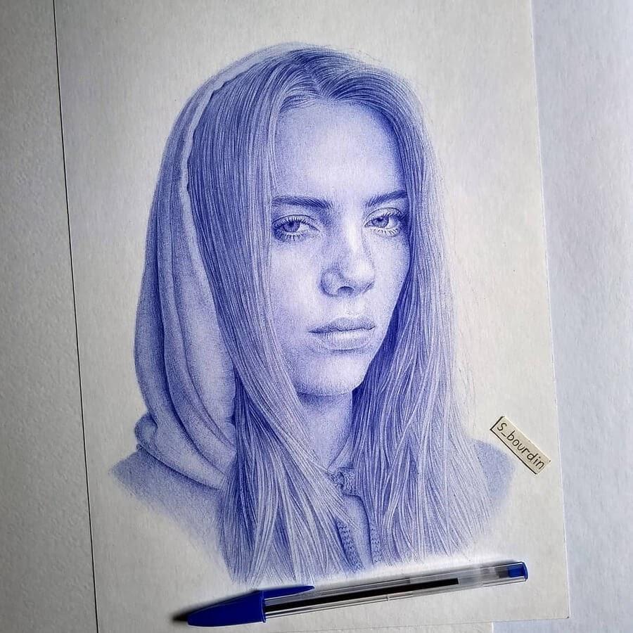 06-Billie-Eilish-Sergey-Bourdin-www-designstack-co