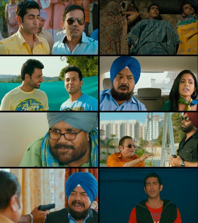 Pooja Kiven Aa 2014 Punjabi 720p HDRip