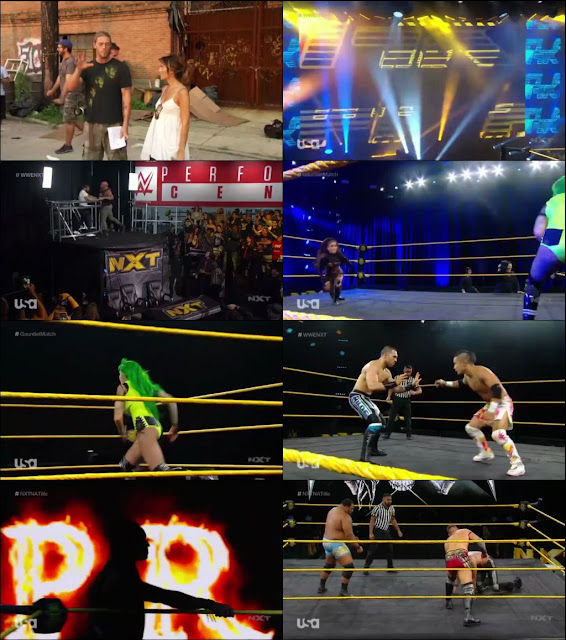 WWE NXT 1st April 2020 480p HDTV
