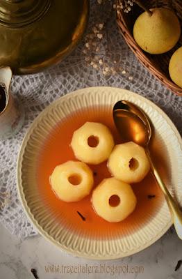 Kompot z gruszek – kuchnia galicyjska