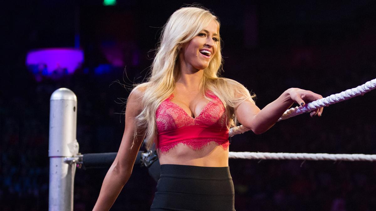 Summer Rae não descarta um retorno para a WWE