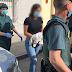 Mujer detenida por la Guardia Civil. Circulaba en zigzag por la N-232, sin cinturón de seguridad, no tenía carnet de conducir y da positivo en cuatro tipos de droga