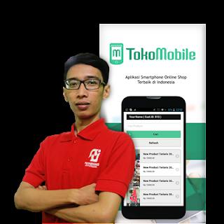 Buat Aplikasi Online Shop Jakarta