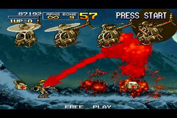 Metal slug 3 full version free download pc game