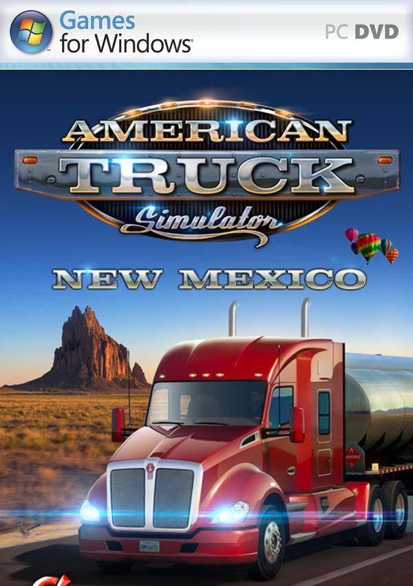 American Truck Simulator Washington PC Cover