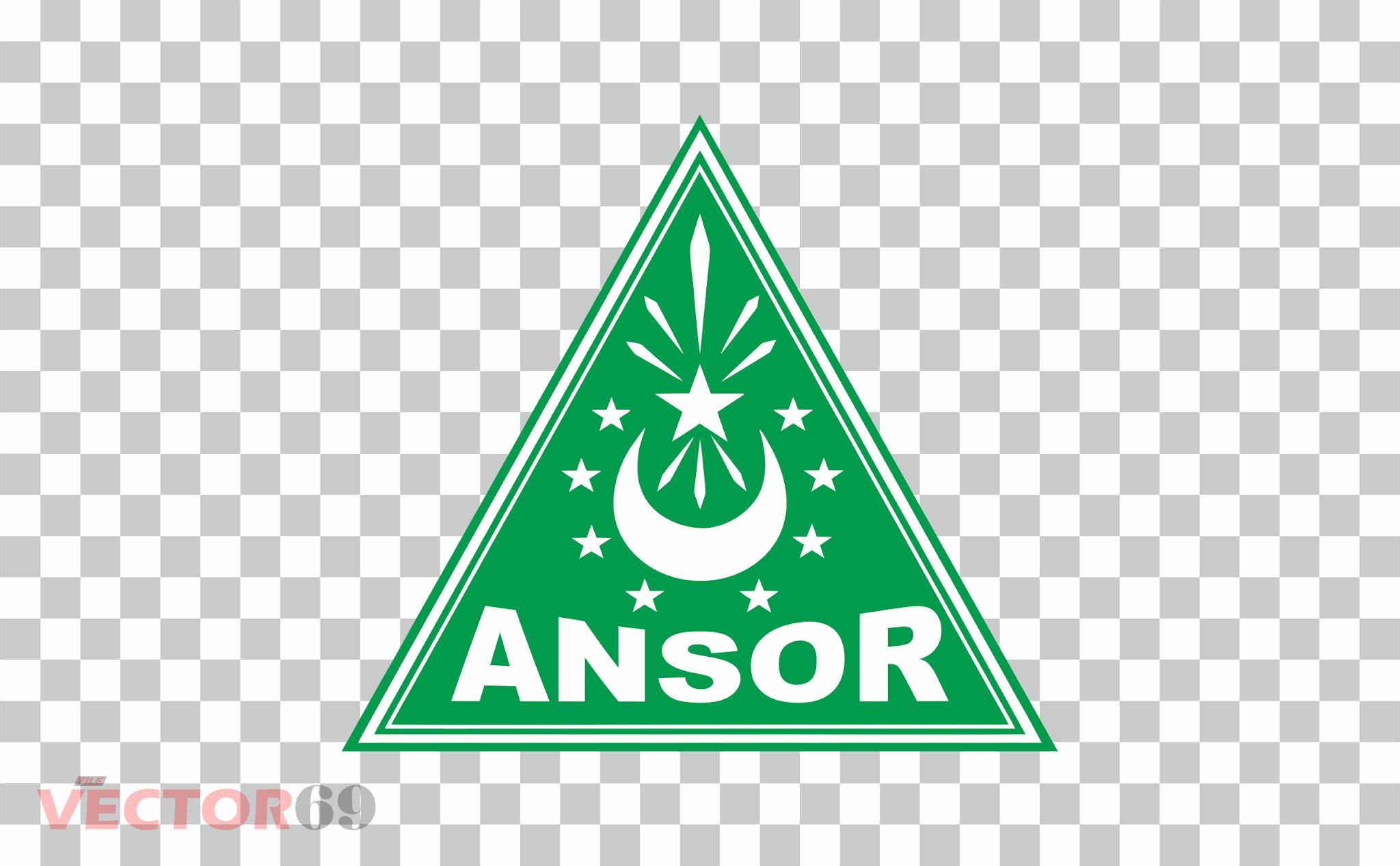 Gerakan Pemuda GP Ansor Logo - Download Vector File PNG (Portable Network Graphics)
