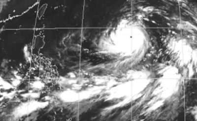 PAGASA: Super Typhoon Soudelor to enter PAR on Wednesday