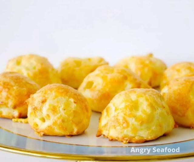 Gougeres Recipe Recipe