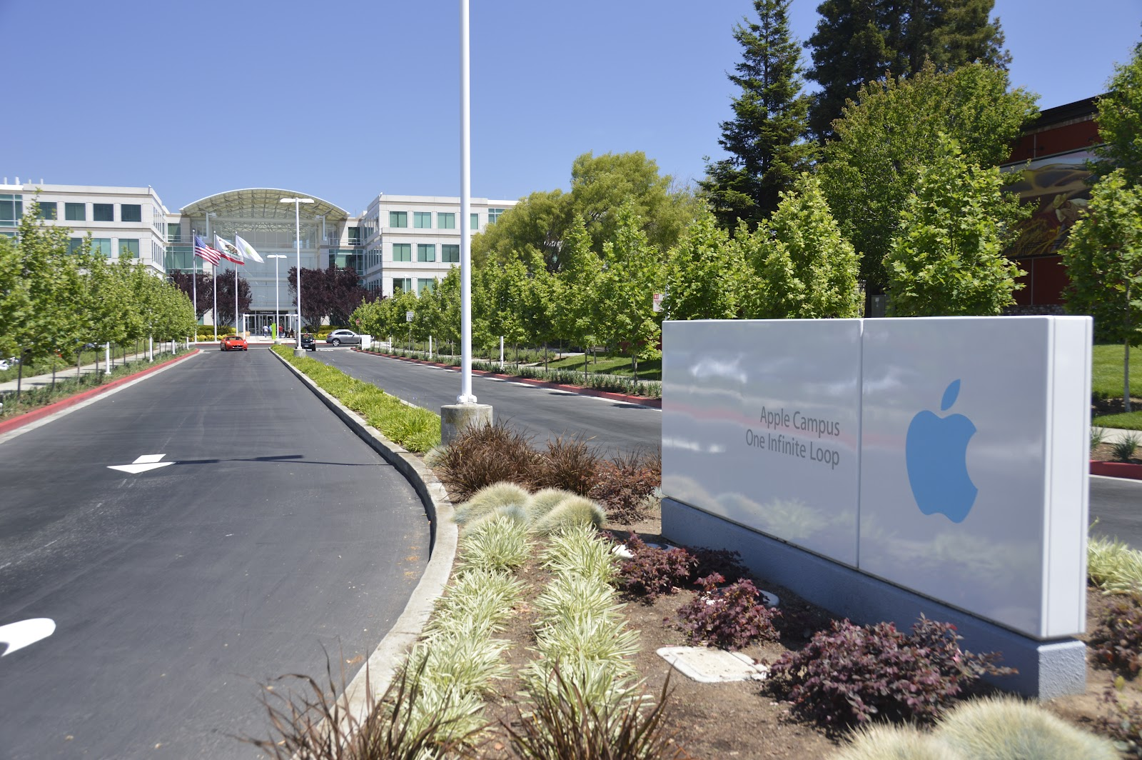 My Rants and Raves: Day 5 - Apple and Stanford Tour
