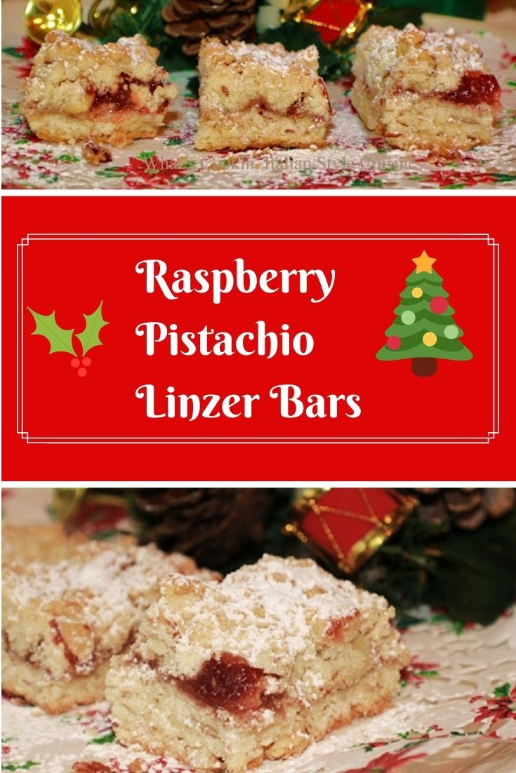 pin for later linzer bar cookies a copycat knockoff of classic linzer cookies