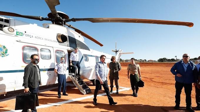 Data da visita de Jair Bolsonaro ao Ceará é adiada para 26 de junho, segundo aliados