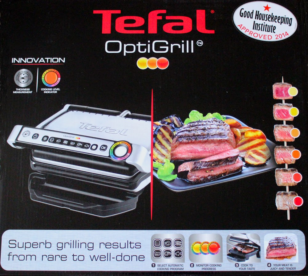 tefal optigrill bacon wrapped chicken with pineapple pepper and chilli salsa a glug of oil. Black Bedroom Furniture Sets. Home Design Ideas