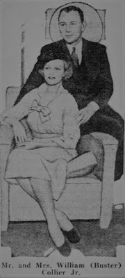 Marie Stevens William Collier Jr.