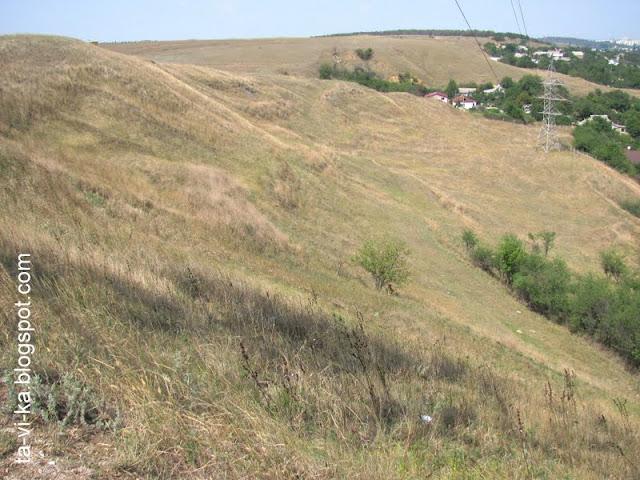 скифское городище Кермен-Кыр. Симферополь, с.Мирное