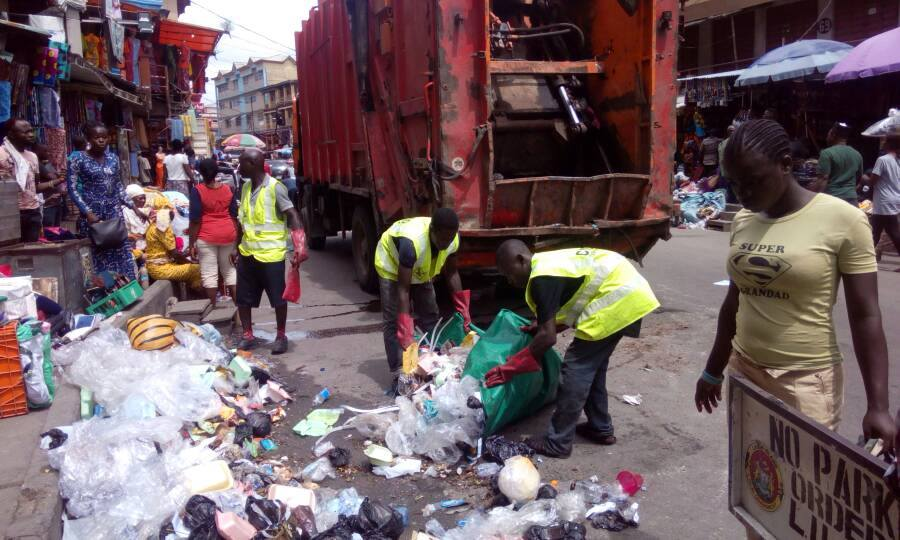 Lagos CBD introduces new cleaning initiative