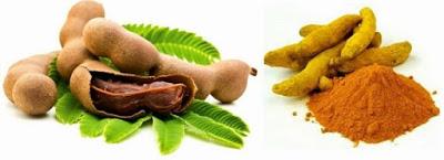 Resep Kunyit Asam minuman herbal yang menyehatkan