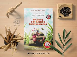 Review Buku Si Cacing dan Kotoran Kesayangannya - Ajahn Brahm
