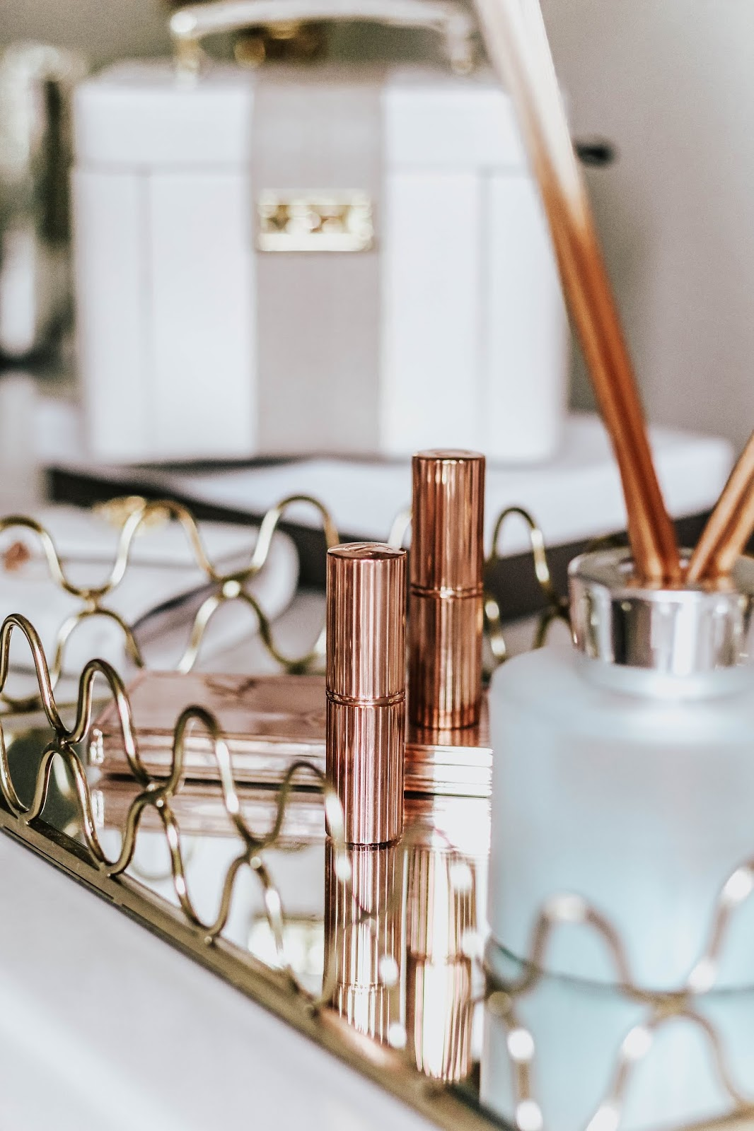 Charlotte Tilbury Rose Gold Lipstick Packaging