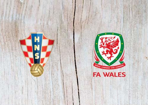 Croatia vs Wales Full Match & Highlights 8 June 2019