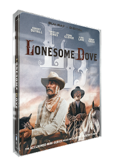 Blu-ray Review: Lonesome Dove Steelbook