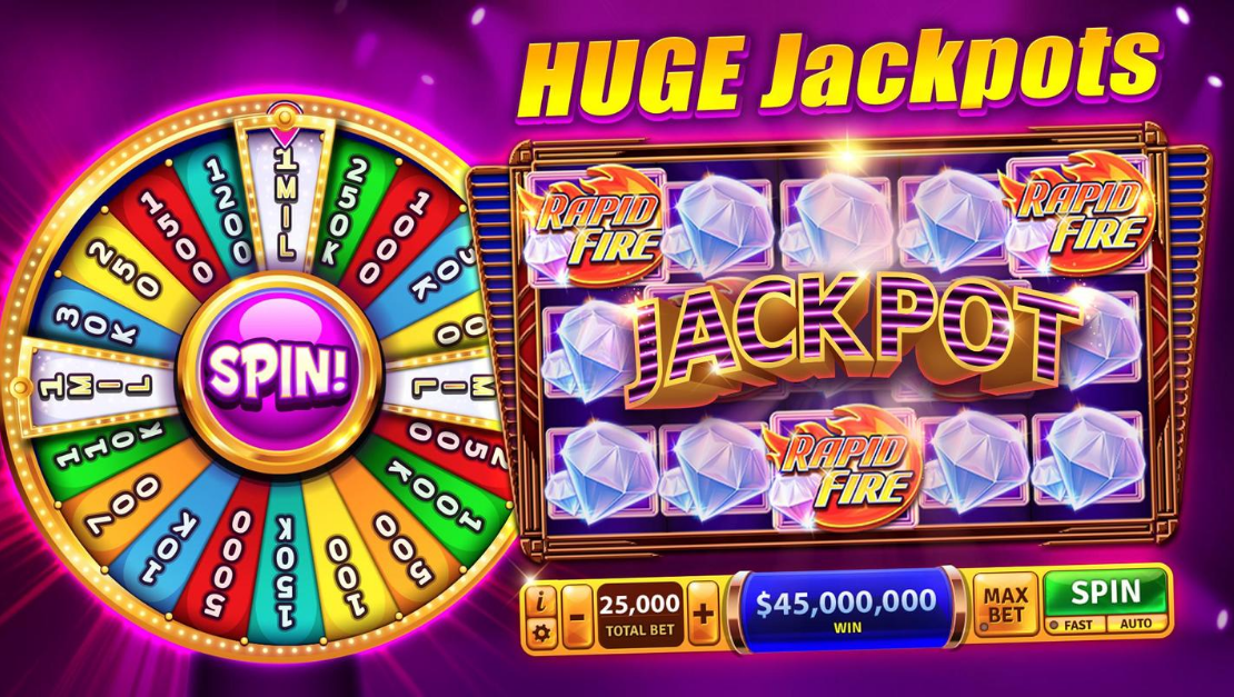 House Of Fun Slot Machines Free