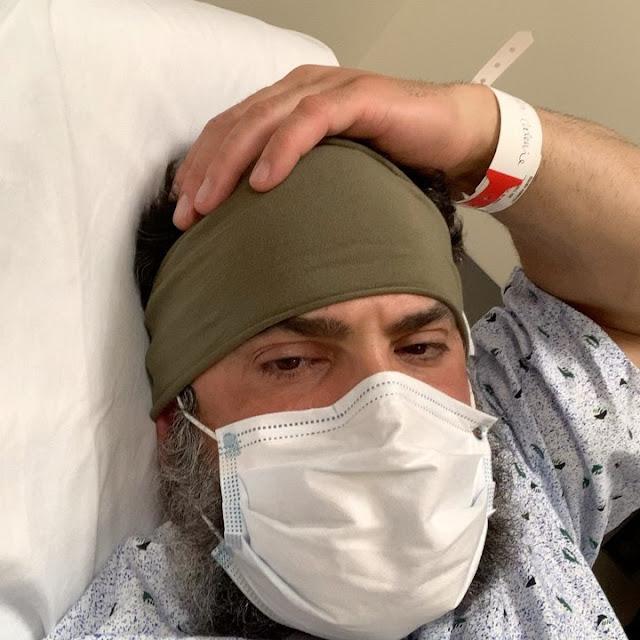 Guy Cisternino Explains The Reason For Hospitalization And Coronavirus Connection
