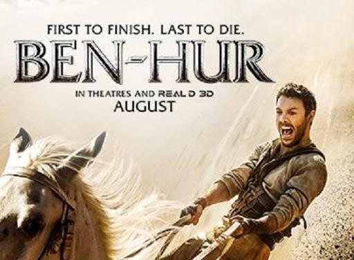 Phim Benhur 2016 [Trailer]