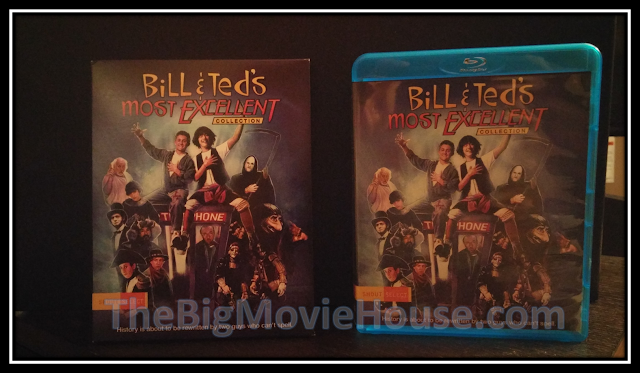 Bill and Ted's Most Excellent Collection from Shout! Factory