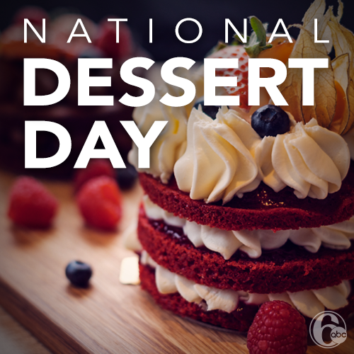 National Dessert Day Wishes