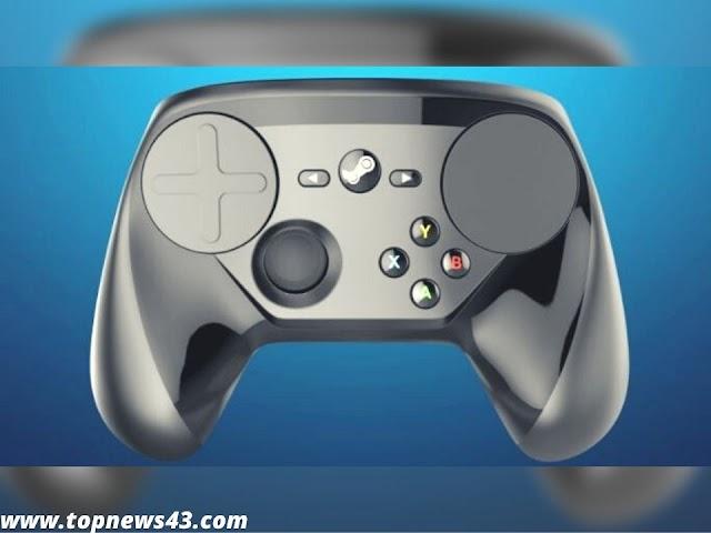 Input Device - Valve Sets The Steam Controller
