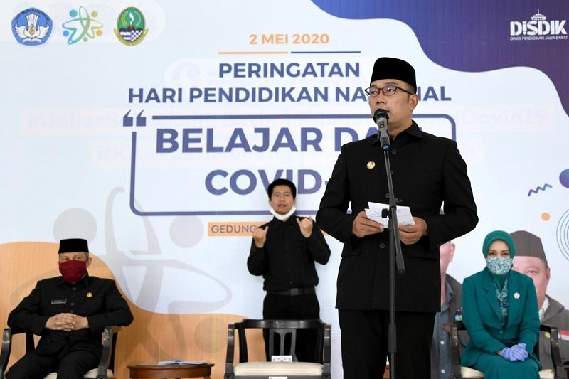 Peringatan Hardiknas Provinsi Jabar Libatkan 3.000 Partisipan