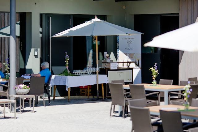 Ein Tag in der Pfalz, Pomponetti, Weingut Gies- Düppel