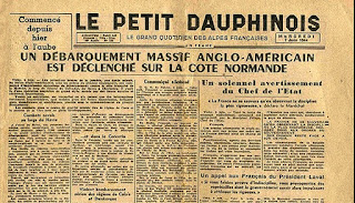 Prensa Día D, Le Petit Dauphinois