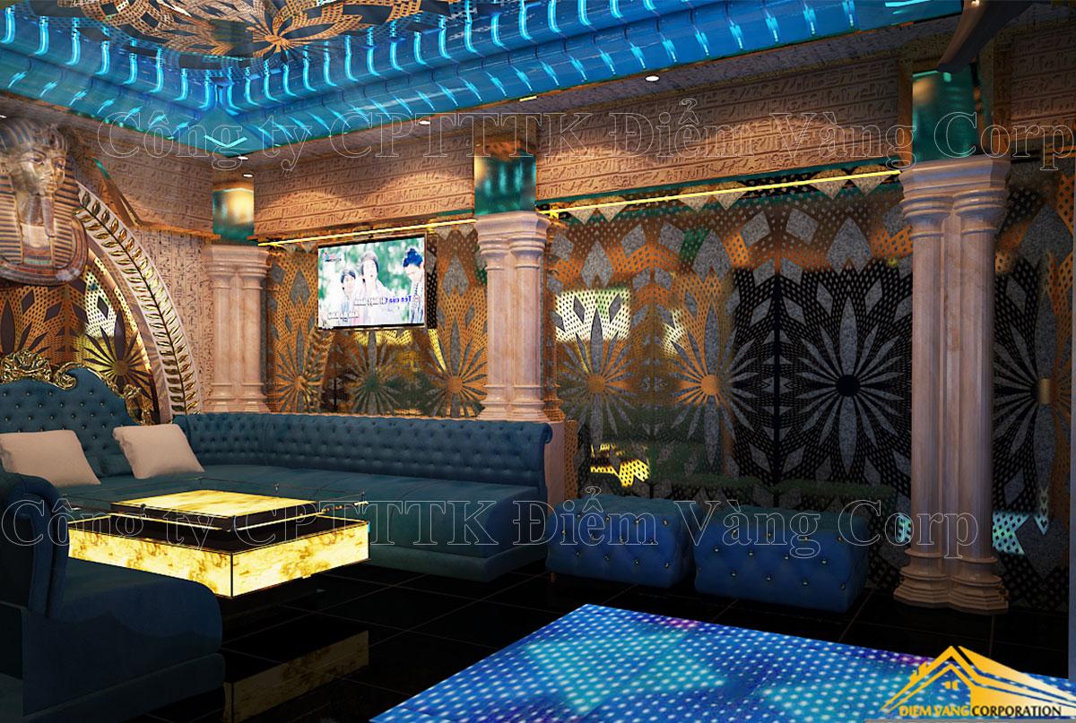 Thiết kế phòng karaoke 3D Ảnh Full chất lượng cao 53