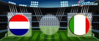 Италия — Нидерланды: прогноз на матч, где будет трансляция смотреть онлайн в 21:45 МСК. 14.10.2020г.