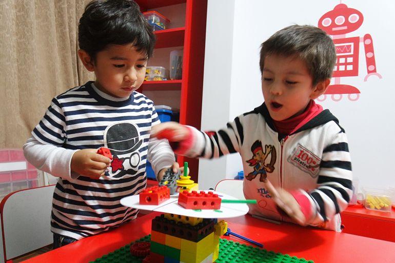 Robótica Para Niños Con Altas Capacidades Intelectuales, Talentosos y Superdotados